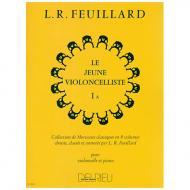 Feuillard, L. R.: Le jeune violoncelliste Band 1A