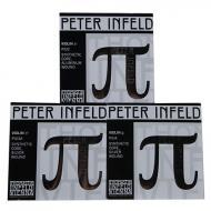 PETER INFELD violin strings A-D-G by Thomastik-Infeld