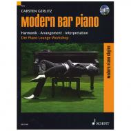 Gerlitz, C.: Modern Bar Piano (+CD)
