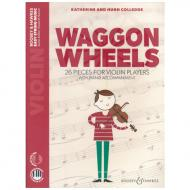 Colledge, K. & H.: Waggon Wheels for Violin (+Online Audio)