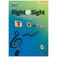 Lumsden, C.: Right@Sight for Violin Grade 3 (+CD)