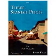 Kelly, B.: 3 Spanish Pieces