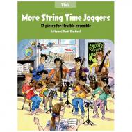 Blackwell, K. & D.: More String Time Joggers – Viola