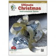 Ultimate Christmas Instrumental Solos for Violin (+CD)