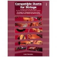 Compatible Duets for Strings Vol. I – Viola