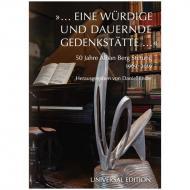 Ender, D.: »... eine würdige und dauernde Gedenkstätte …« – 50 Jahre Alban Berg Stiftung
