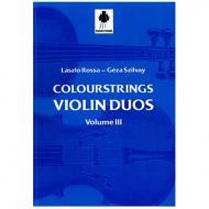 Colourstrings Violin Duos 3