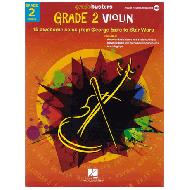Gradebusters Grade 2 Violin (+Online Audio)