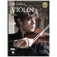 RSL Classical Violin - Grade 3 (+Online Audio)