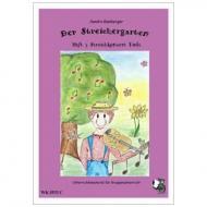 Gamberger, S.: Der Streichergarten Heft 3 für Viola »Streichkonzert«