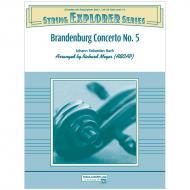 Bach, J. S.: Brandenburgisches Konzert Nr. 5 BWV 1050 D-Dur (1. Satz)