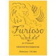 Waterhouse, G.: Furioso Op. 21/3