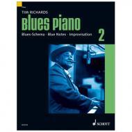 Richards, T.: Blues Piano Band 2