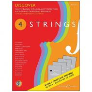 4 Strings: Discover – Set (+CD)