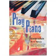 Feils, M.: Play Piano (+CD)