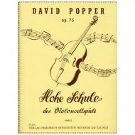 Popper, D.: Hohe Schule des Violoncellospiels Band 2 Op.73