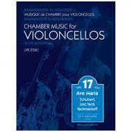Kammermusik für Violoncelli Band 17