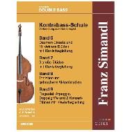 Simandl, F.: Kontrabass-Schule – Teil 2 Vorbereitung zum Konzertspiel