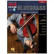 Violin Play-Along Vol. 1: Bluegrass (+CD)