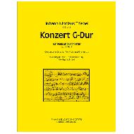 Triebel, J. N.: Konzert  Op. 55 Nr. 2 G-Dur für Viola und Orchester