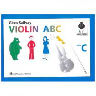Colourstrings Violin ABC Book C