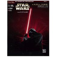 Williams, J.: Star Wars Episodes 1-6 (+Online-Audio)