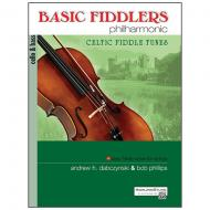 Dabczynski, A. H./Phillips, B.: Basic Fiddlers Philharmonic – Celtic Fiddle Tunes Cello/Bass