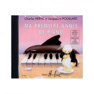 Mein Erstes Jahr Klavierunterricht (CD)