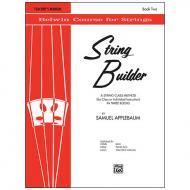 Applebaum, S.: String Builder Book Two – Lehrerhandbuch
