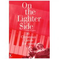 On the lighter sight: Christmas carols for piano duet