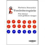 Stanzeleit, B.: Tonleiterspiele