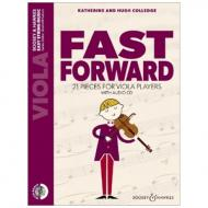 Colledge, K. & H.: Fast Forward for Viola (+CD)