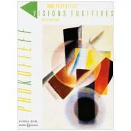 Prokofkew, S.: Visions Fugitives Op. 22