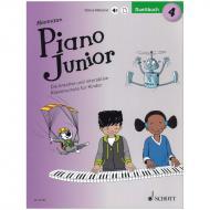 Heumann, H.-G.: Piano Junior – Duettbuch Band 4 (+Online Material)