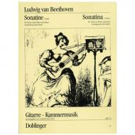 Beethoven, L. v.: Sonatine d-moll