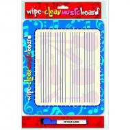 Notentafel - Wipe Clean Music Board