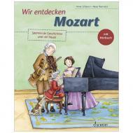 Schieren, A.: Wir entdecken Mozart (+CD)