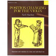 Mackay, N.: Position Changing For The Violin