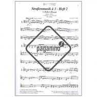 Heger, U.: Straßenmusik à 3 - Band 2