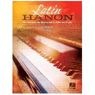 Deneff, P.: Latin Hanon