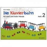 Mollat, K.: Die Klavierbahn Heft 2