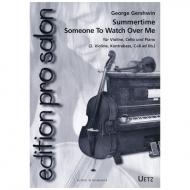 Gershwin, G.: Summertime / Someone to watch over me