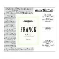 Franck, C.: Violinsonate Op. 100 A-Dur Compact-Disc CD