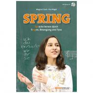 Gaul, M. / Nagel, E.: SPRING – Sprache lernen durch Singen, Bewegung und Tanz (+CD)