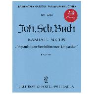 Bach, J. S.: Kantate BWV 109 »Ich glaube, lieber Herr, hilf meinem Unglauben«