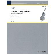 Say, F.: Rusen Günes Anisina Op.92b