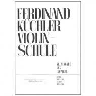 Küchler, F.: Violinschule Band 1 Teil 3
