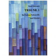 Schwaen, K.: Trio Nr. 1