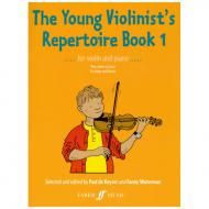 The young Violinist's Repertoire Band 1