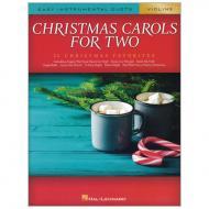 Christmas Carols for Two Violins
